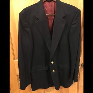 Men's blazer size 42 long